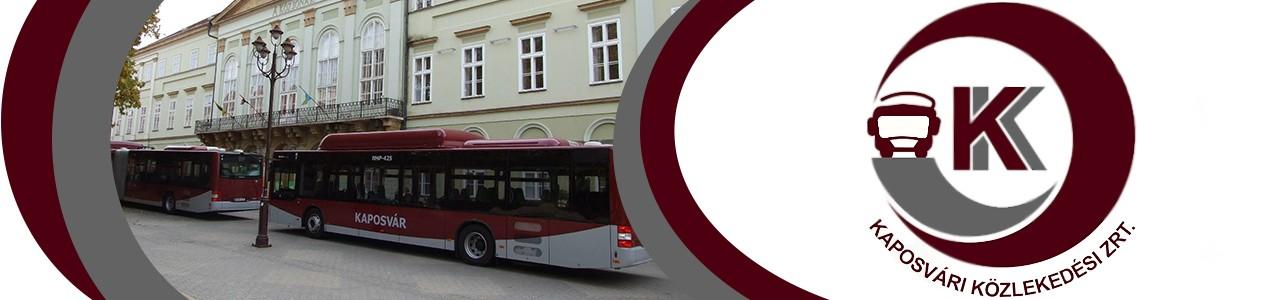 Kaposvári Közlekedési Zrt.